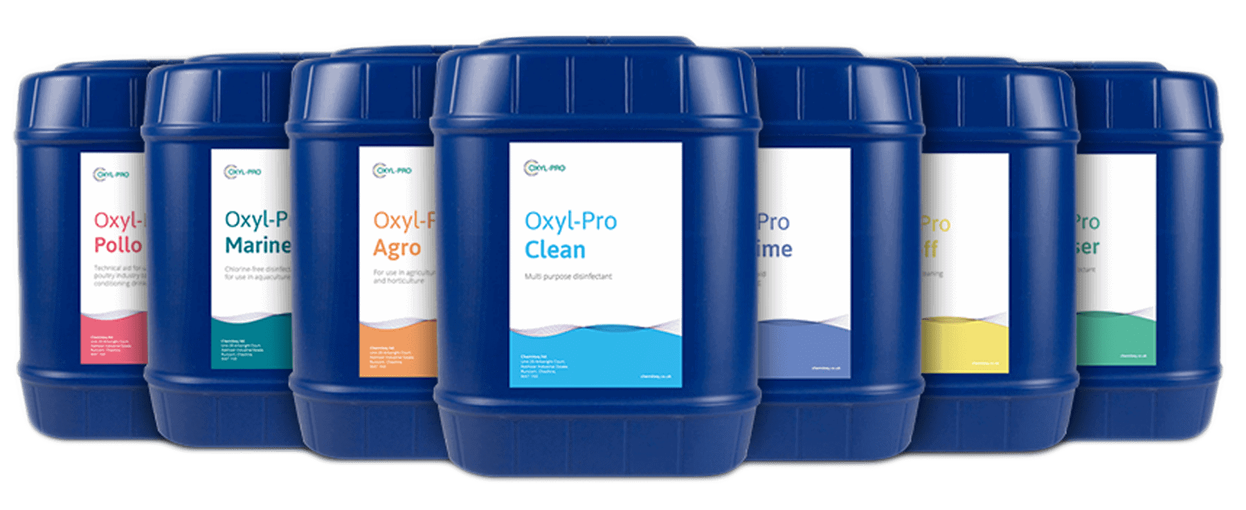 OXYL Pro Product